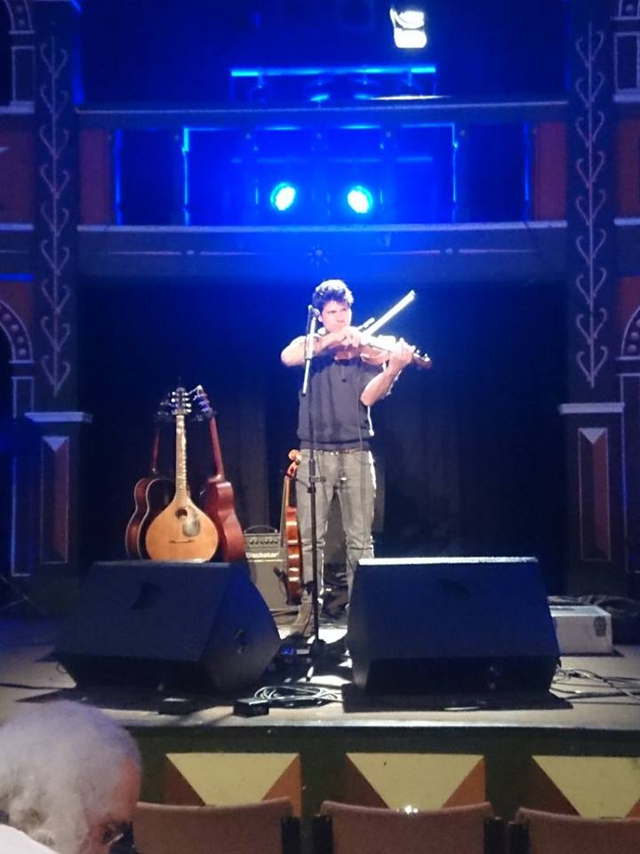Seth Lakeman, Unicorn Theatre, Abingdon